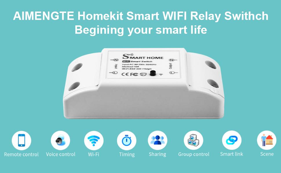 wifi relay switch