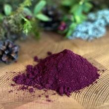 LOOV wild blueberry powder is lab-tested