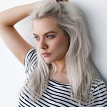 purple shampoo blonde hair