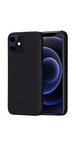 Magnetic iPhone 12 Aramid Fiber Case