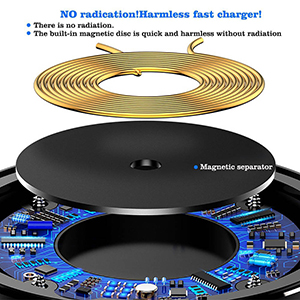 Anti-radiation Magnetic Disc