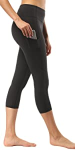 GP-01 Basic Crop Leggings