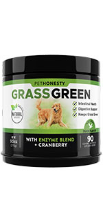 PetHonesty GrassGreen Chews