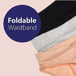 Intimate Portal Foldable Maternity Underwear