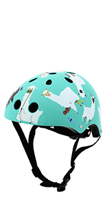 Hornit mini lids lazy llama helmet children kids