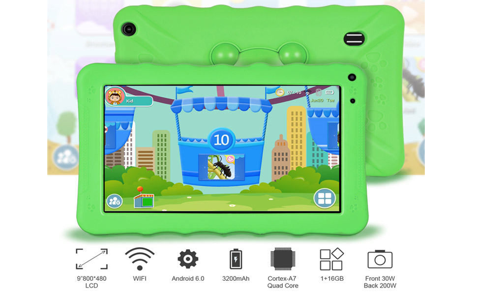 Kids Edition Tablet