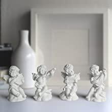4PCS/Set Figures of Angel