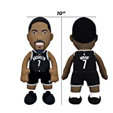 "Bleacher Creatures Brooklyn Nets Kevin Durant 10"" Plush Figure- A Superstar For Play or Display"