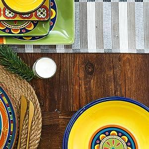 Bico Tunisian Dinnerware Houseware Collection Ceramics