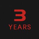 3 year