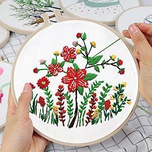 Fun Hand Embroidery