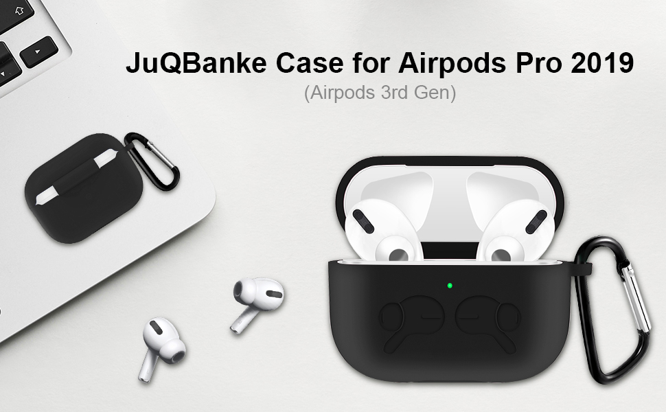JuQBanke case for airpods pro 2019