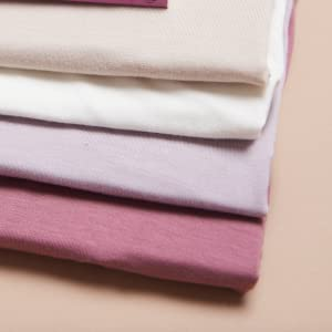 soft jersey top in many colors