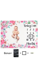 baby photo blanket newborn photo props