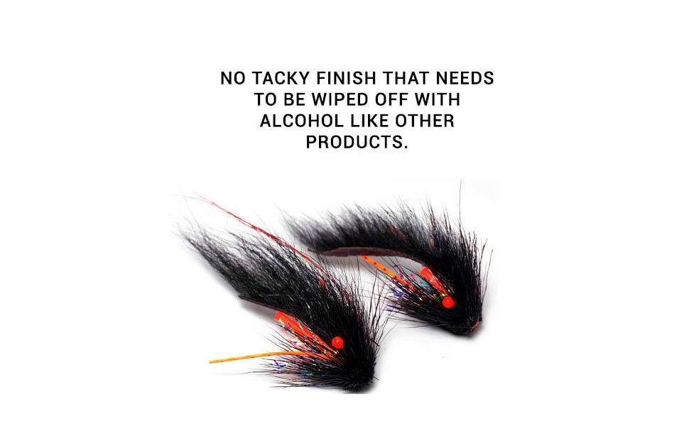 Solarez, UV Cure, Fly tie, Fly Fishing, bone dry, bone dry black, Uv Cure, ultra thin