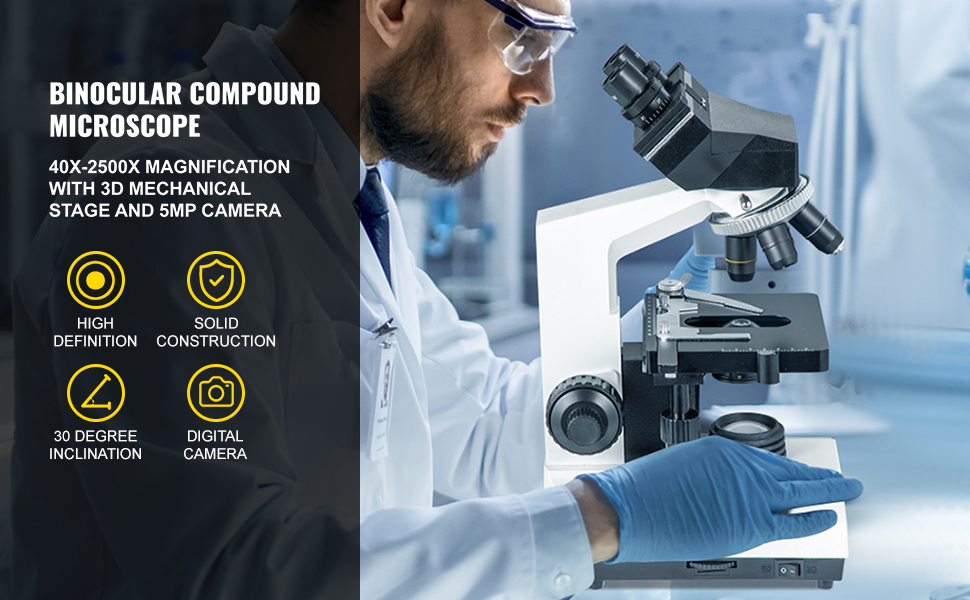 compound microscope for adults
