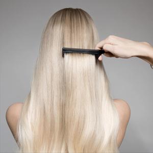 real human hair seamless