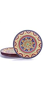 Bico Tunisian Dinner Plates