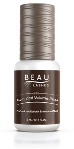 Beau Lashes Professional Eyelash Extension Glue Adhesive Advanced Volume Pro+