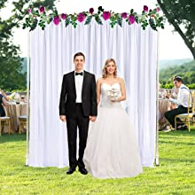 Backdrop Curtain for Photography