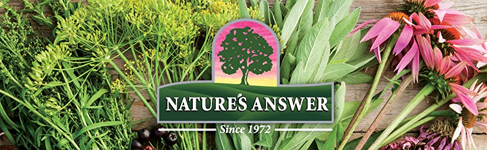 Natures Answer banner