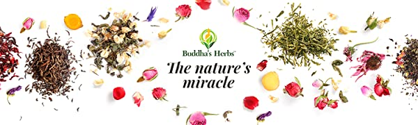 Buddhas Herbs Organic and Natural Herbal teas and Dietary Supplements