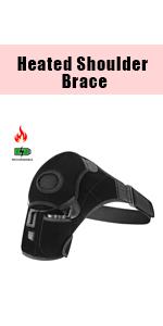 Heated Shoulder Brace