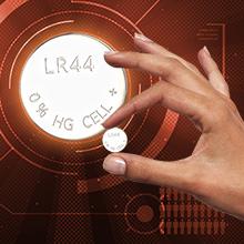 LR44 AG13 Battery