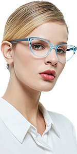 OCCI CHIARI Reading Glasses Women Cat Eye Reader 1.5 1.0 2.0 2.5 3.0 3.5