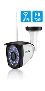 720P Outdoor WiFi Security Camera