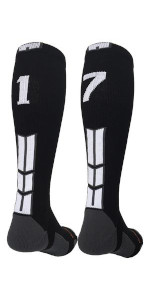 Number Socks