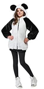 panda, bear, zoo, animal, costume