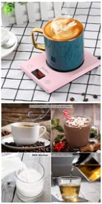 Cup Warmer for Desk