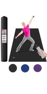 Cambivo GymCope Exercise Mat