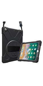 iPad 9.7 2018/2017 Rugged Case