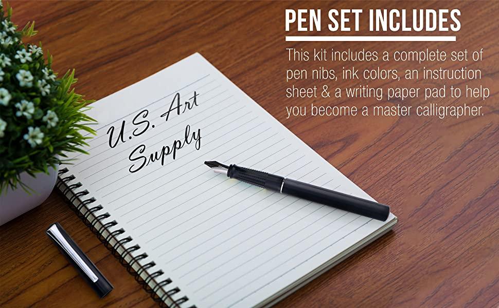Calligraphy Writing Pen Set