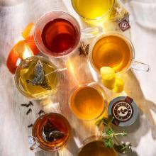 real ingredients loose leaf tea bags