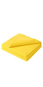 RUILLSEN Floor Cleaning Cloth, 12/6 Pack