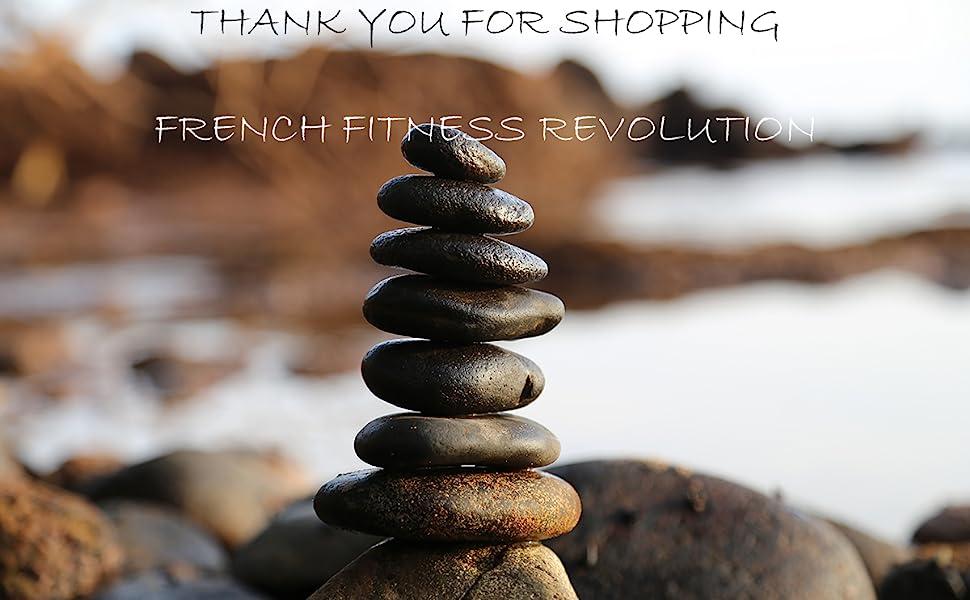 FRENCH FITNESS REVOLUTION TECHNICAL SPORTSWEAR
