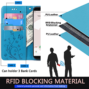 rfid blocking function