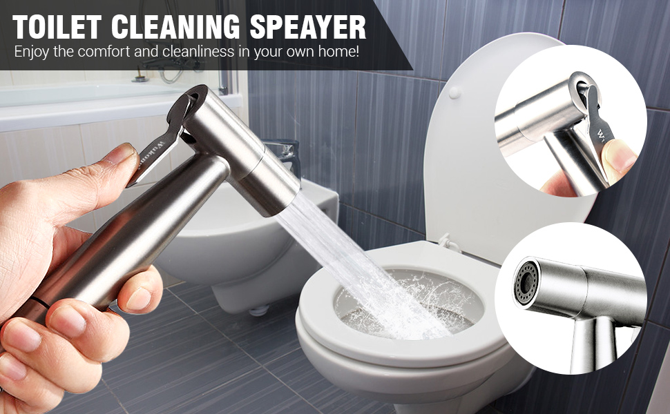 bathroom sprayer