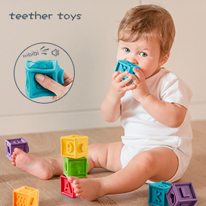 teether toys