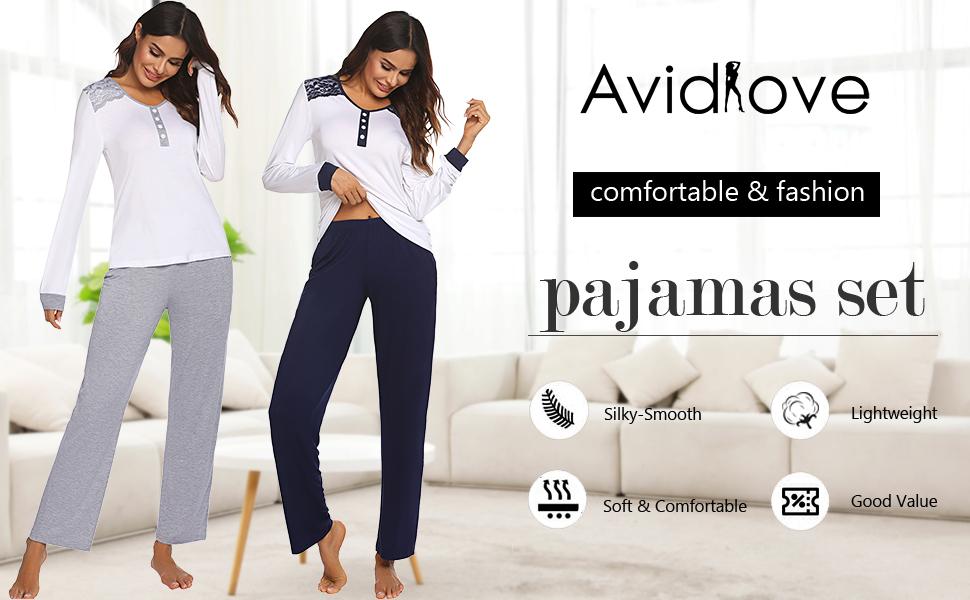 Avidlove pajamas
