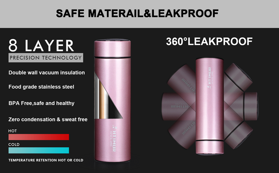 safe material and leakproof