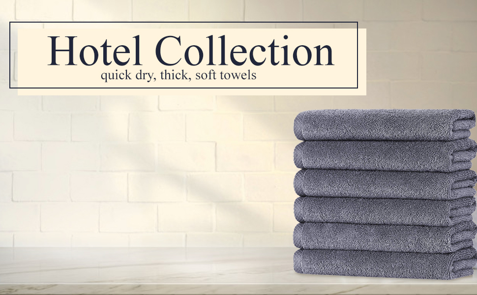 Hotel Collection Towels