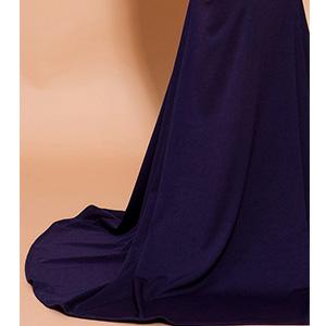 Female Patchwork Maxi Dress