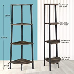 Corner Storage Rack