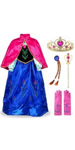 Princess Cosplay Dress Up