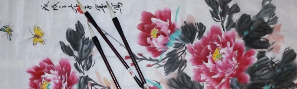 chinese calligraphy brush painting drawing watercolor sumi brush for beginners goat wolf hair