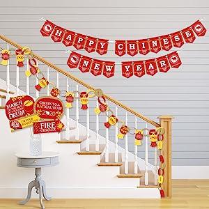 Chinese New Year Decoration Bundle Ideas